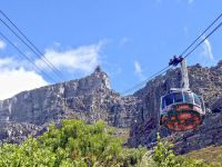 TELEPHERIQUE DE TABLE MOUNTAIN